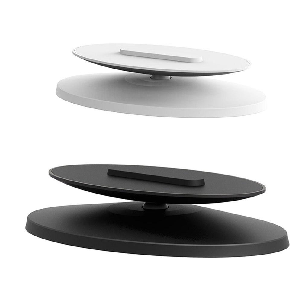 Soporte de aluminio antideslizante para Amazon Echo Show 5, soporte giratorio de...