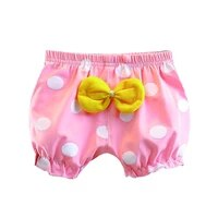 baby hot shorts girls 1 4 years old cotton baby big pp pants outside to wear 2021 baby bloomers mid waist height 66 100cm cheap