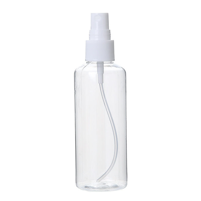 Empty Blue Glass Spray Bottle Large 16 oz Mist Sprayer Bottle for Essential Oils Cleaning Products Aromatherapy