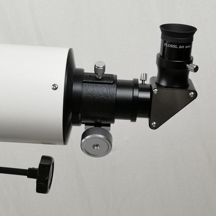 تلسكوب فلكي لتقوم بها بنفسك اكسسوارات 1.25 بوصة رف الانكسار معدن التركيز مقعد 31.75 مللي متر عام