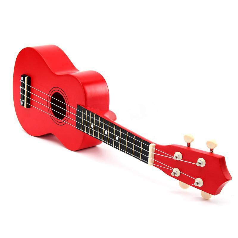 Zebra Spring 21 inch Basswood Soprano Ukulele Guitar Rosewood 4 Strings Ukulele Bass Guitar Uke Kids Gift Musical Instruments enlarge