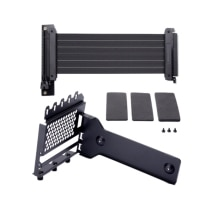 Anti Interference GPU Extension Line Computer PCI-E X16 Vertically VGA Card Graphics Card Bracket Se