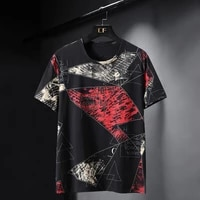 plus 10xl 9xl 8xl 7xl 6xl xxxxl t shirts streetwear male hip hop men fashion tees causal summer short sleeve casual cotton
