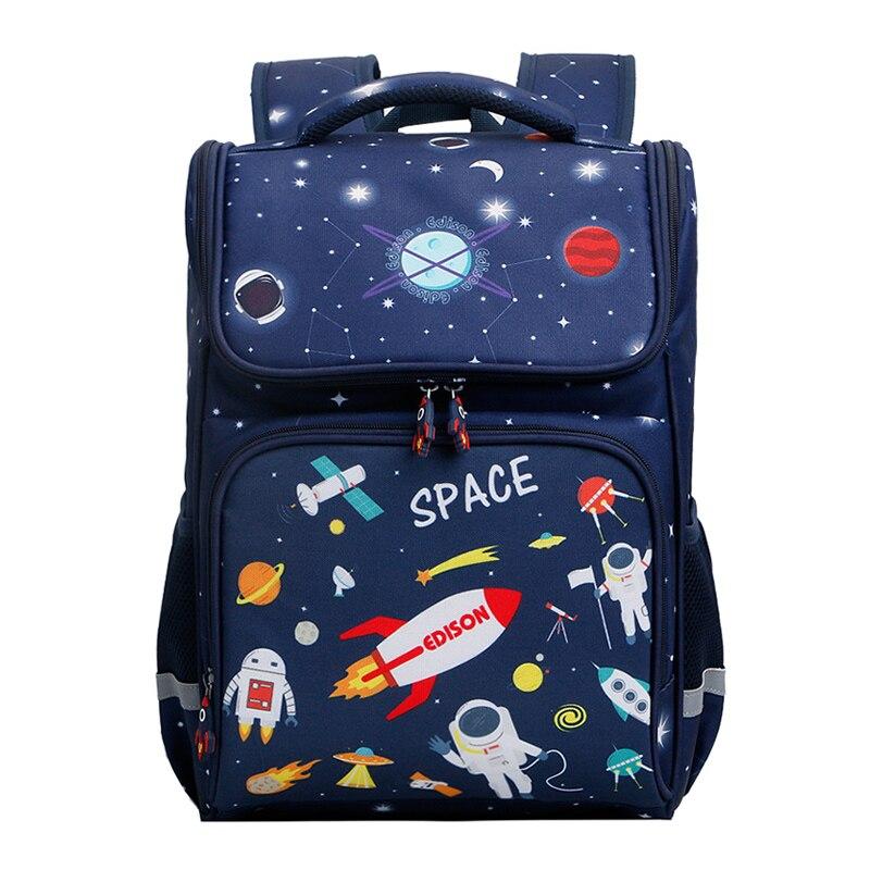Waterproof Children School Bags cute anime Backpack Kids cartoon School Bags for teenage girls boy Schoolbag Mochila Infantil