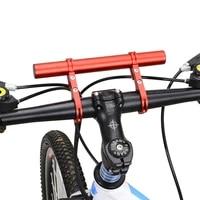 titanoboa bicycle light holder handlebar extender 25 431 8mm cycling bike frame double extension light lamp front headlights