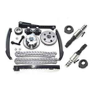 AP03 For Ford F-150 F-250 F350  for Lincoln Mark Navigator 5.4L TRITON 3 Valve Timing Chain Kit Cam Phaser