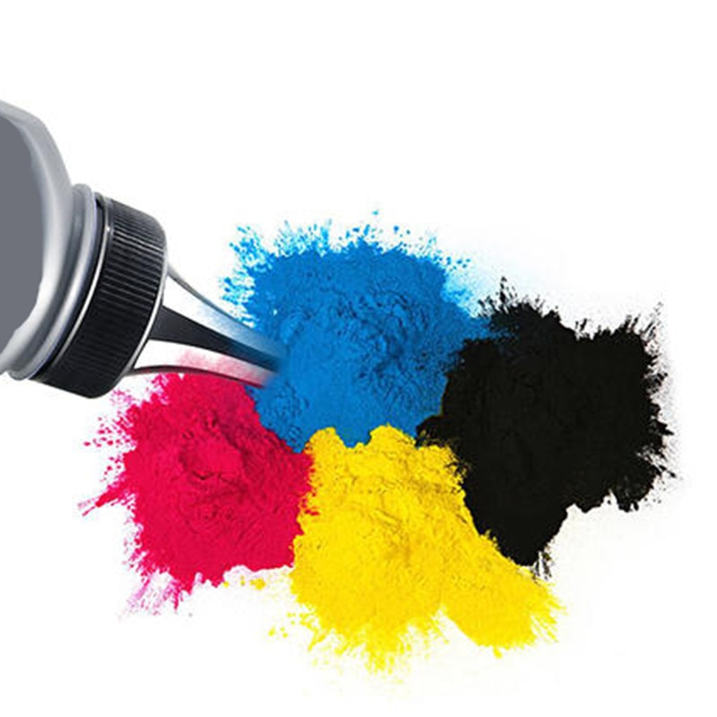 Color Kit de polvo de tóner láser Kits C 540, 543, 544, 546, 734, 736, 738 C540 C544 C543 C546 C734 C736 C738 potencia tóner láser impresora