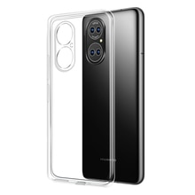 Original Silicone Case For Huawei P50 P40 P30 P20 Pro Lite Ultra Thin Clear Soft Case For Huawei Nov