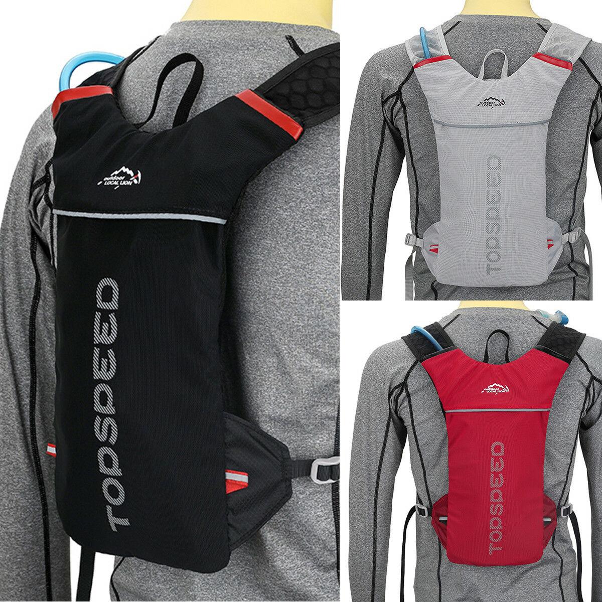 Рюкзак для бега и путешествий, мужской и женский рюкзак для велоспорта