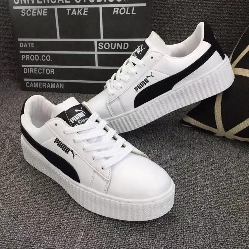 2021 Spring Low-top Platform Shoes Women Pumas Men Casual Shoes Wome Shoes Trendy Board Shoes Couple