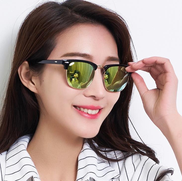 2021 Classic retro sunglasses men women Luxury Brand Design Goggles Elegant Sun glasses Shades gafas