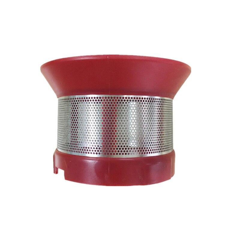 Malha protetora para aspirador de pó, acessório protetor para peças de limpeza sem fio para jimy jv51