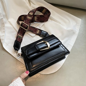 AlligatorLeather Small Crossbody Bags For Women 2021 New Fashion Shoulder Messenger Bags Female Travel Handbags and Purses