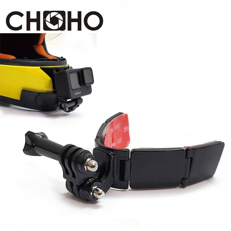 Base de ajuste para casco gopro 9, accesorios para go pro hero...