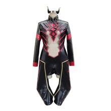 Kamigami no Asobi Loki Laevatein Fighting Uniform COS Clothing Cosplay Costume,Customized Accepted
