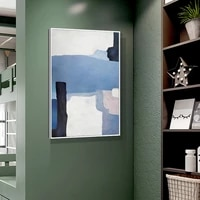 Peinture sur toile moderne Simple  decoration abstraite a la mode  images murales dart pour salon  decoration de maison