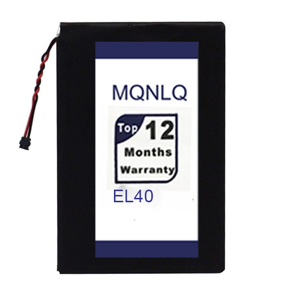 Аккумулятор EL40 на 1860 мА · ч для Motorola Moto E XT1019 XT830C Xt1021