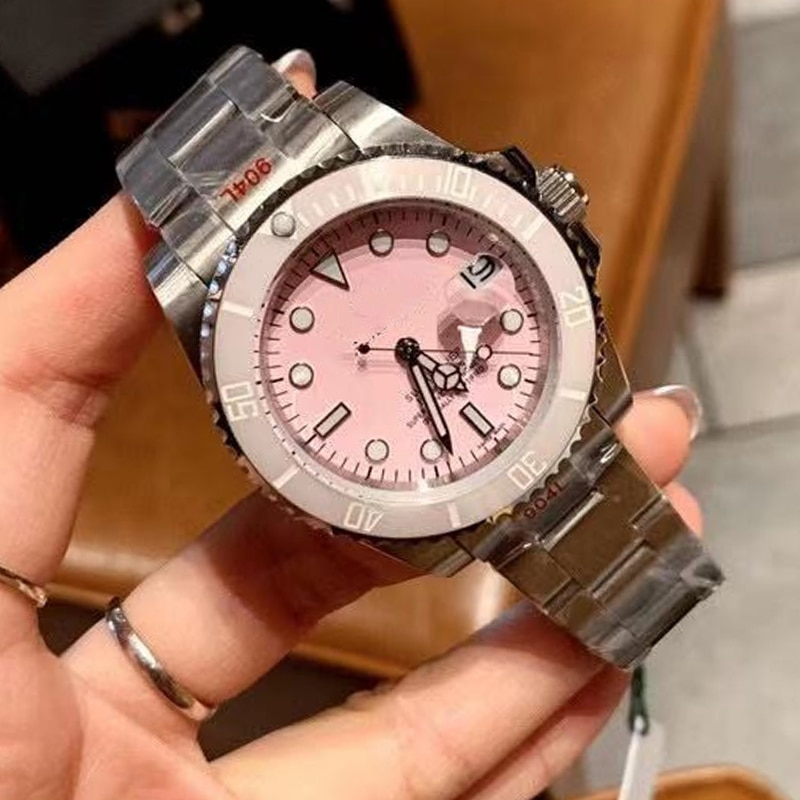 2021 new 3A top water stainless steel ghost automatic mechanical watch luxury brand limited edition female watch designer clock enlarge