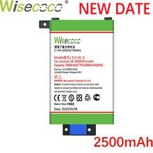 Wisecoco MC-354775-05 58-000049 2500mAh لالامازون kindle paperwhite 2nd الجنرال 6 ''DP75SDI S13-R1-S 3nd KPW2 KPW3 تبويب اللوحي يبوك