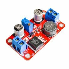 XL6019DC-DC قابل للتعديل دفعة وحدة الطاقة 5A الحالية عالية الطاقة سوبر XL6009 LM2577 ترقية الإصدار