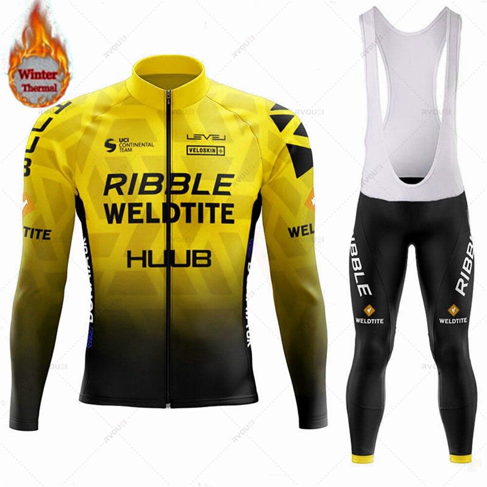 HUUB Pro equipo de triatlón de invierno de lana térmica de los...