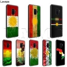Lavaza kurdistan flag Case for Samsung Galaxy A2 J4 Core J6 J7 DUO J8 Prime A20E A70S 2018