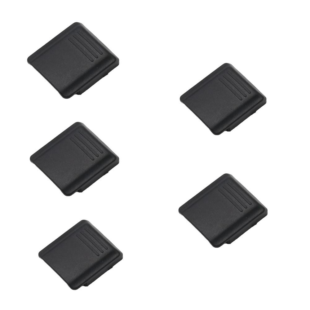 5 uds cubierta para zapata de cámara para Sony Alpha a100/a200/a300/a350/a500/a550/a700/a750/a850/a900 MINOLTA...
