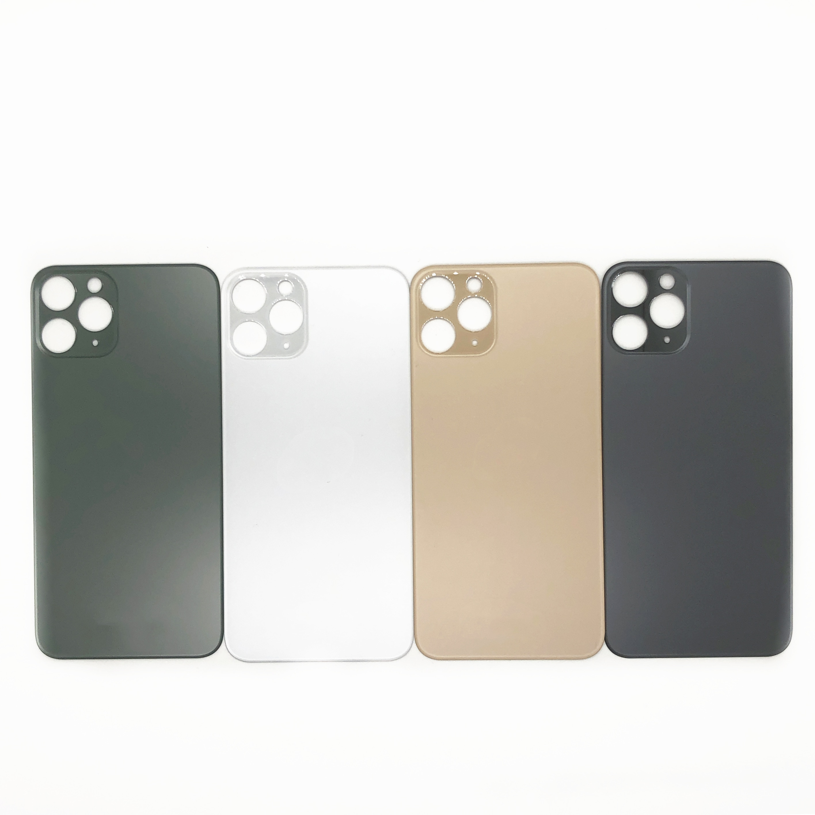 For iphone 11 Pro Back Housing Battery Cover Rear Door Glass Back Glass For iphone11 pro max Back Glass enlarge
