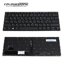 Laptop RU Backlit keyboard For HP EliteBook x360 830 G5 830 G6  Notbook Russian Keyboard No Frame