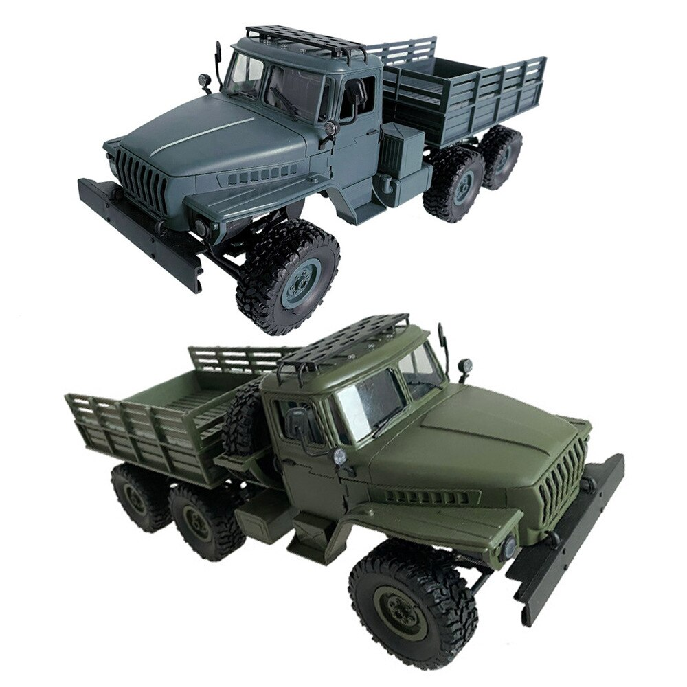 MN 88S 1:16 RC Car Soviet 6WD Army Kaural Off-Road Crawler Car Vehicle Model Toy Kid Gift Remote Control Drift Machine Trucks enlarge