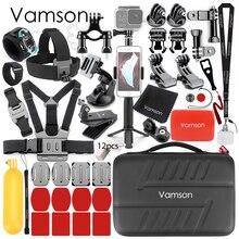Vamson for Go Pro Accessories Kit for Gopro Hero 8 Black 7 6 5 for Xiaomi Yi 4K Sports Camera for DJI OSMO Action Camera VS27