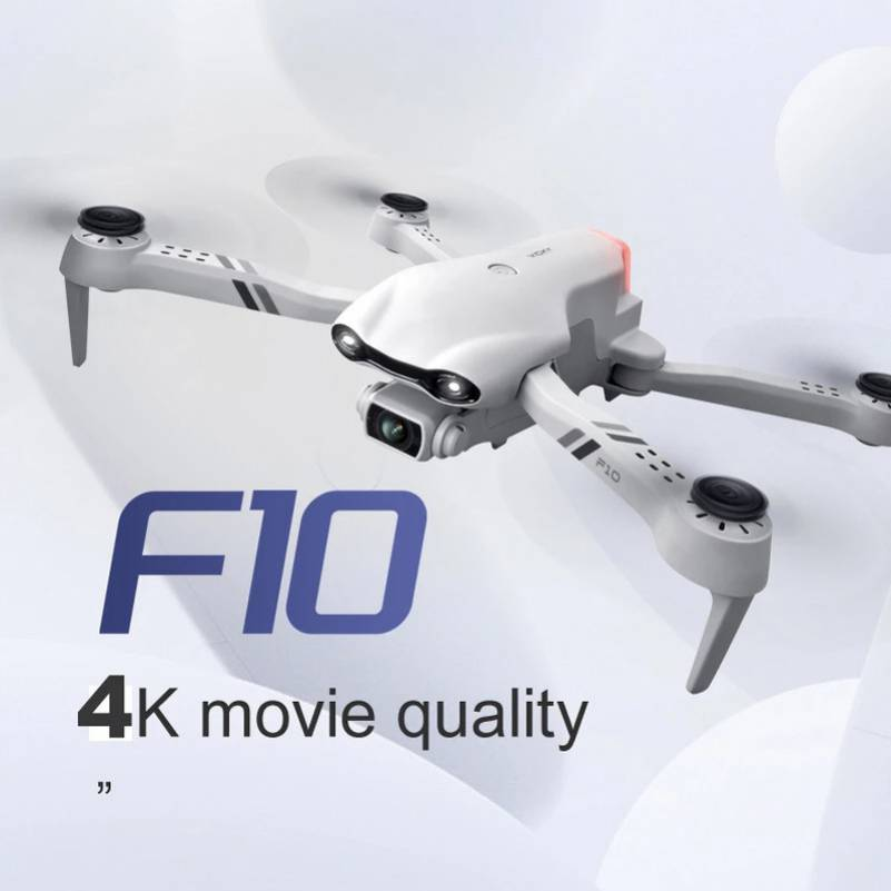 2021 New F10 drones with camera hd 4k profesional rc quadcopter GPS 5G WIFI Wide Angle FPV Real-Time Transmission helicopter Toy