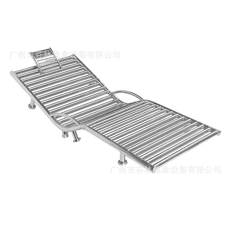 FS-03 الفولاذ المقاوم للصدأ فقاعة سرير تدليك ، معدات سبا ، مدلك