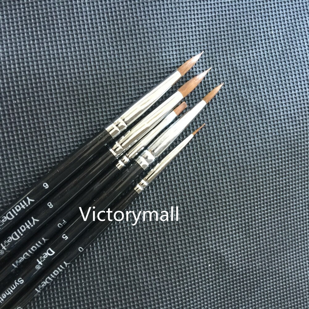 Dental Porcelain Brush Pen Dental Technician Tools Dental Lab Supplies