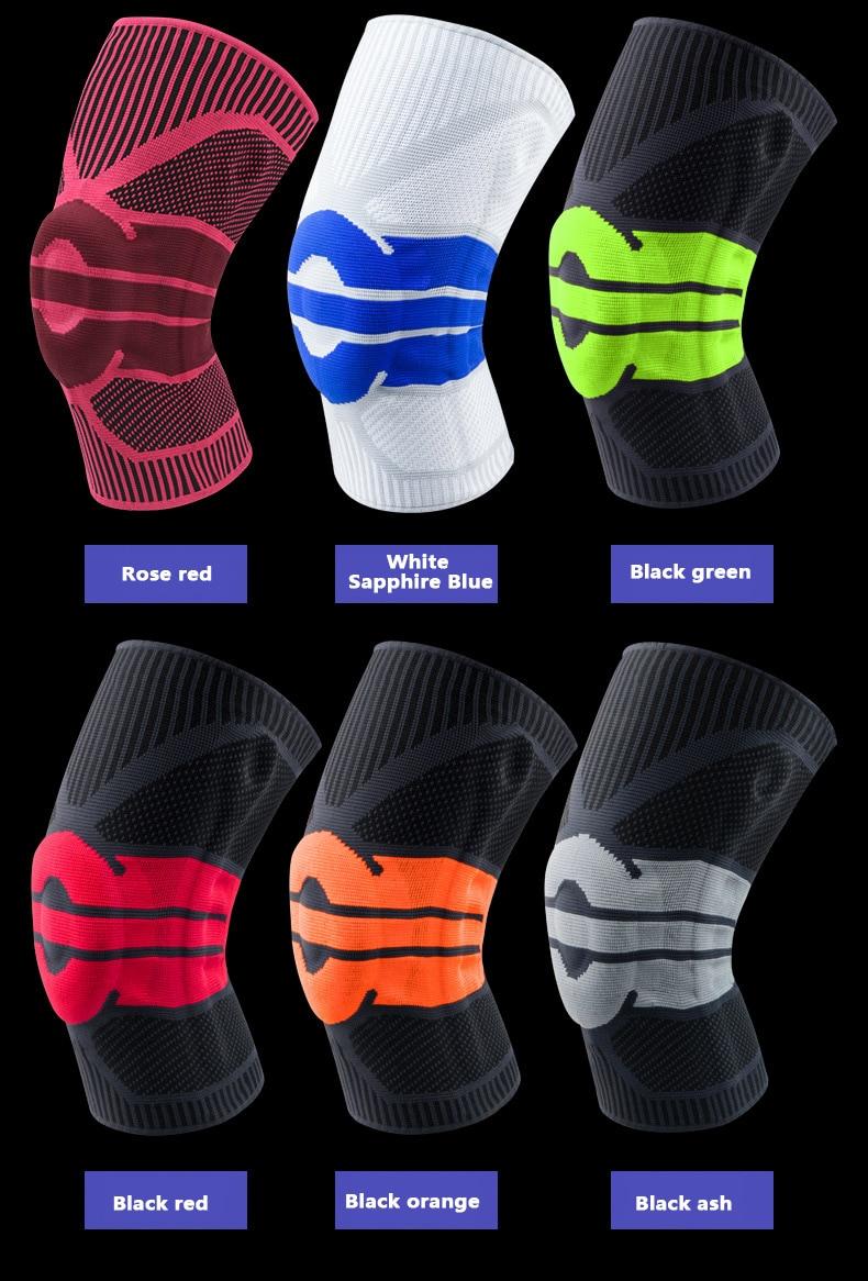 Wspinaczka wsparcie ochraniacz kolan ochraniacz stawu Protect miękka wyściólka oddychająca sport
