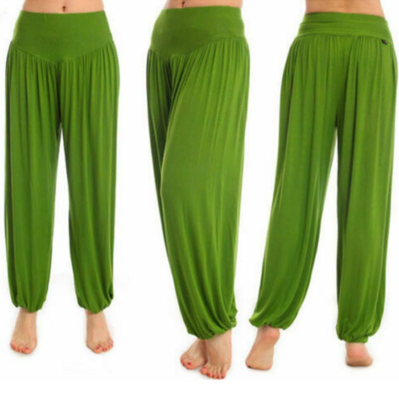 Indian Ali Baba Harem  Women Trousers Aladdin Gypsy Baggy Genie Hippie Pants colors