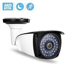 BESDER gran angular 2,8mm al aire libre Bullet IP cámara de vídeo de vigilancia 1080P IP Metal caso detección de movimiento alerta de grabación