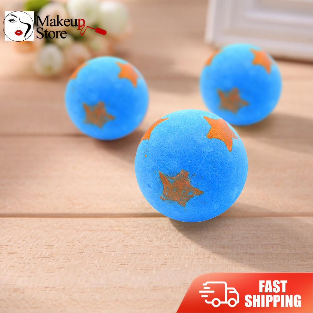 Starry Sky Bath Salt Ball Bath Bomb Essential Oil Bubble Bath Ball for Moisturizing Skin Body Care Tools недорого