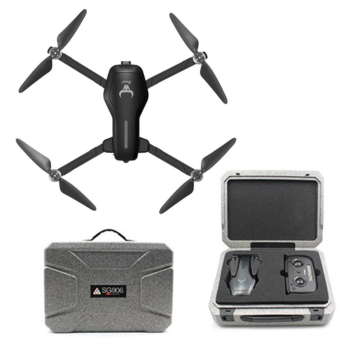 2020 novo zangão fpv de sg906pro 5g wifi com gps sem escova 4k câmera anti-agitação de dois eixos mecânica rc quadcopter dobrável zangão
