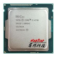 Intel Core i7-4790 i7 4790 3.6 GHz Quad-Core CPU Processor 8M 84W LGA 1150