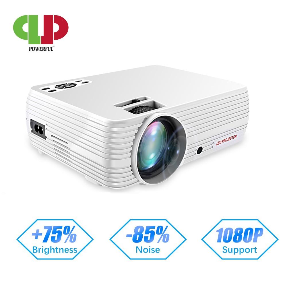 34. Proyector Multimedia para Cine en Casa 720P USB