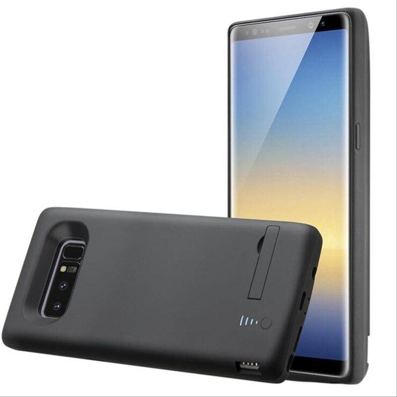 باور بانك لهاتف سامسونج جالاكسي S20 + Plus S20 Ultra S8 S8Plus S9 S10 S10e نوت 8 9 10 20 شاحن حافظة بطارية هاتف 10000mah