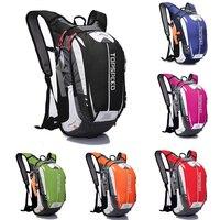 Велосипедный рюкзак для мужчин, объем 18 л, цвет в ассортименте