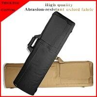 tactical rifle gun holster heavy duty gun bag for airsoft hunting gun 85cm 100cm rifle gun case with protection pads