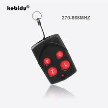 Kebidu 433/868/315mhz télécommande de porte de Garage duplicateur Multi fréquence copie télécommande clonage automatique