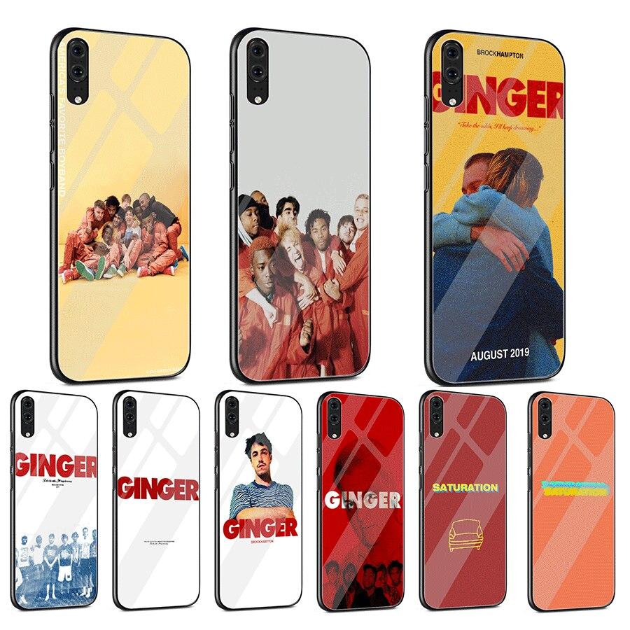 Funda de cristal para teléfono Huawei Honor 7A Pro 8X 9 10 Lite 10 LAY XINGXING