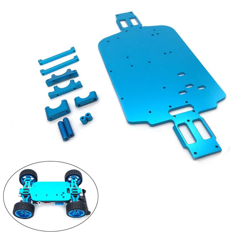NEW Upgrade Metal Chassis Parts For WLtoys A959 A979 A959B A979B RC Car Replacement