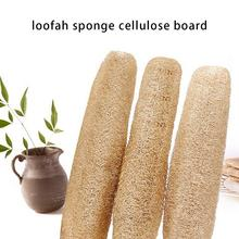 Spot luffa completa esfoliazione naturale biodegradabile luffa spugna cellulosa scrubber scrubber cucina bagno