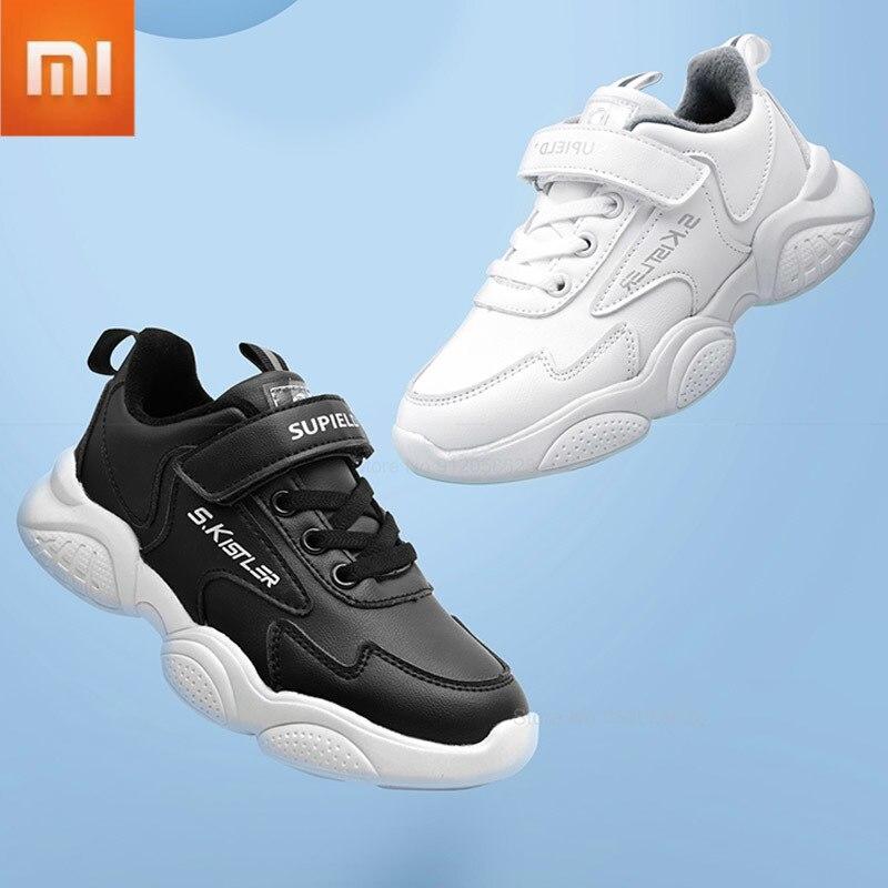 شاومي سوبيلد Aerogel الباردة حماية أحذية رياضية للأطفال الدافئة مكافحة الباردة الاحذية الرياضية الفتيان الفتيات الأطفال أحذية غير رسمية