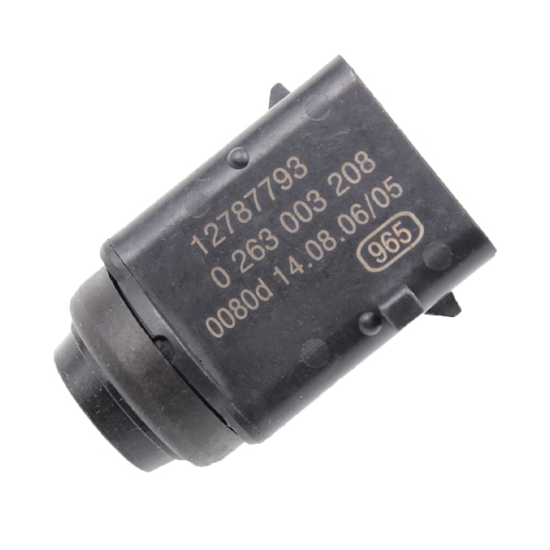 New PDC Parking Sensor 12787793 For Opel For Saab 9-3 VECTRA C VAUXHALL ASTRA For ZAFIRA AUTO SENSOR 0263003172